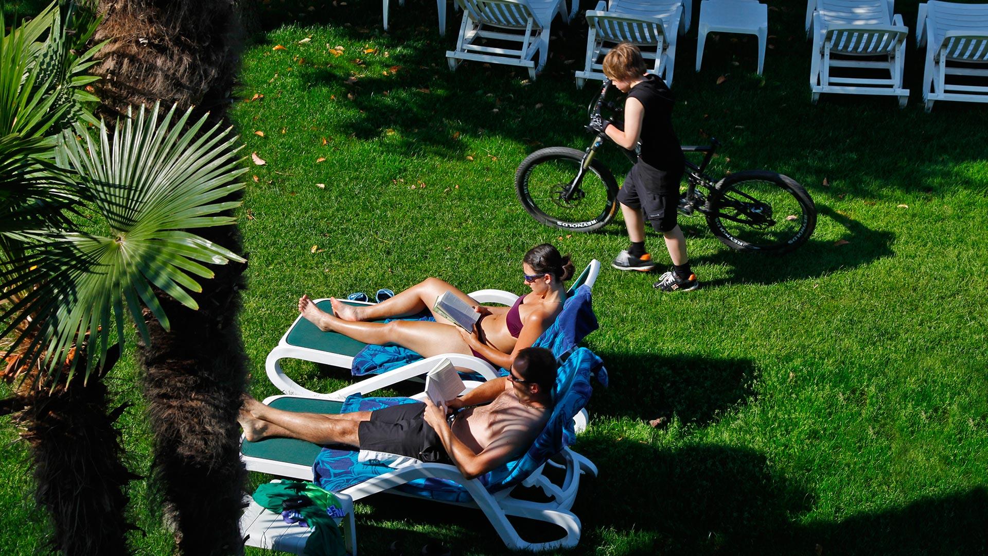 Relax a Villa Claudia Torbole