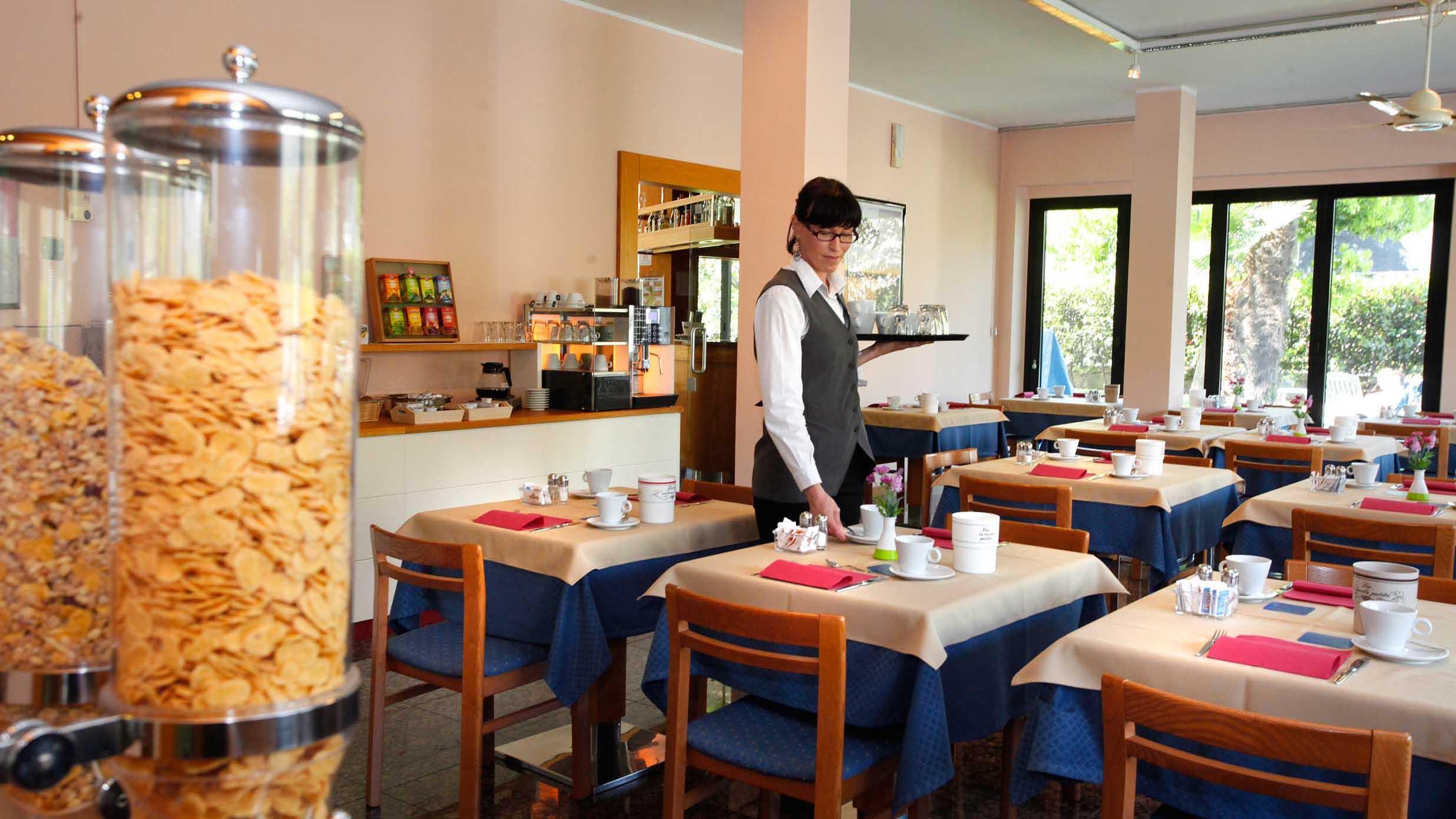 Colazione a Villa Claudia